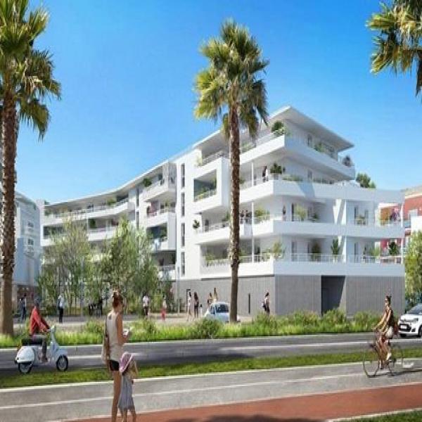 Programme neuf Appartement Canet-en-Roussillon 66140