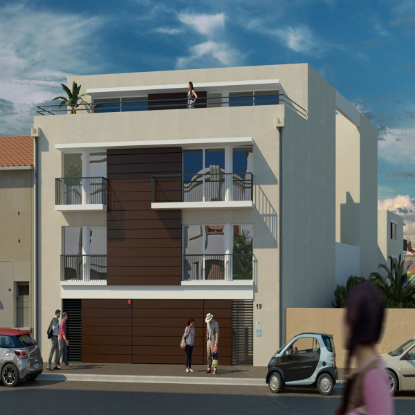Programme neuf Appartement Perpignan 66000